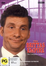 Brittas Empire, The - Complete Series 2 on DVD image