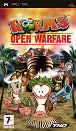 Worms: Open Warfare for PSP