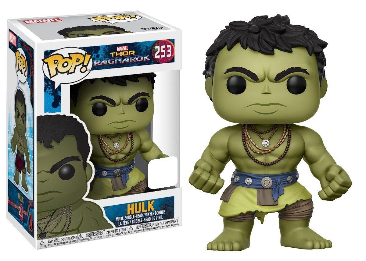 Thor: Ragnarok - Casual Hulk Pop! Vinyl Figure (LIMIT - ONE PER CUSTOMER) image