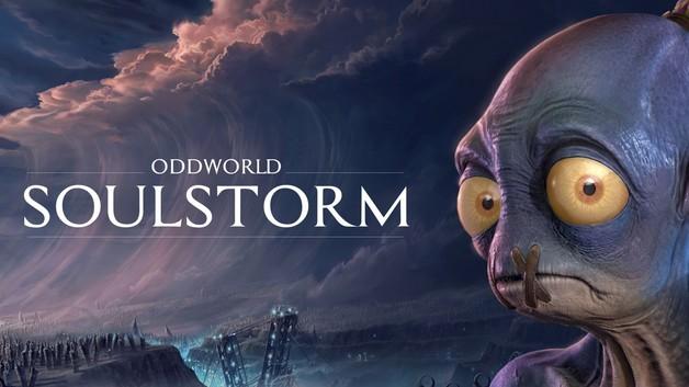 Oddworld: Soulstorm for PS4