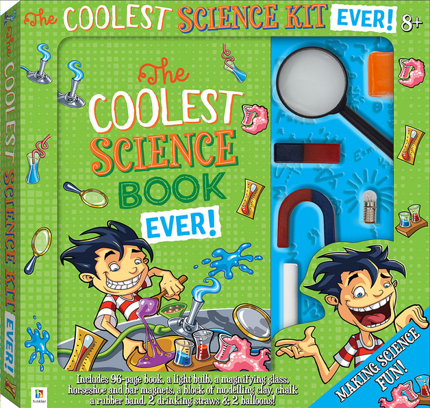 The Best Science Kit Ever! - 2019 Edition