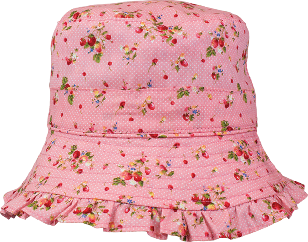 Black Ice: Florie Bucket Cap - (2-4 Years)