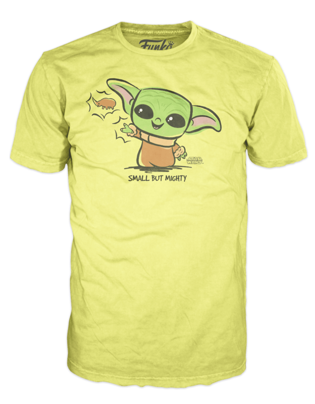 Star Wars: The Child (Force) - Funko T-Shirt (Large)