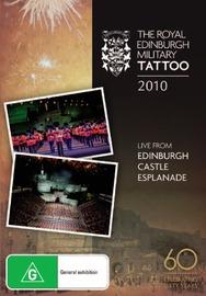 Edinburgh Tattoo 2010 on
