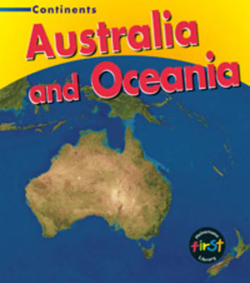 Australia and Oceania by Leila Foster image