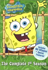 Spongebob Squarepants: Season 1 (3 Disc) on DVD