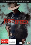 Justified - The Complete Fourth Season on DVD