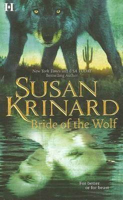 BRIDE OF THE WOLF by Susan Krinard