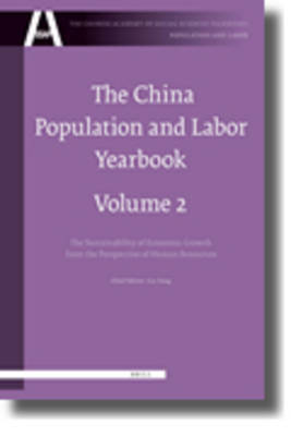 The China Population and Labor Yearbook, Volume 2
