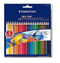 Staedtler Aquarell Watercolour Pencils Pkt24
