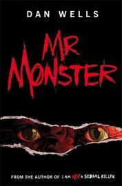 Mr. Monster by Dan Wells image