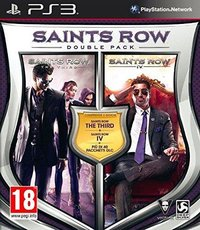Saints Row Double Pack for PS3 image