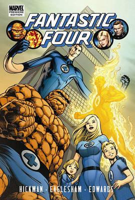 Fantastic Four: v. 1 image