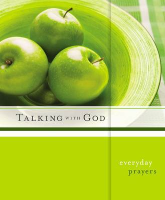 Talking with God: Everyday Prayers by Zondervan Publishing image