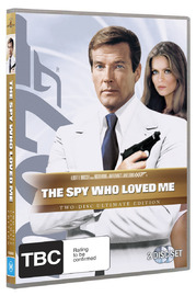The Spy Who Loved Me - Special Edition (2 Disc Set) on DVD