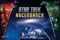 Star Trek: Ascendancy - Board Game