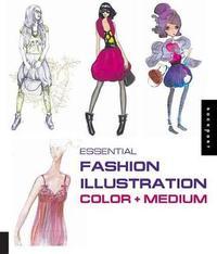 Essential Fashion Illustration: Color and Medium by Estel Vilaseca image