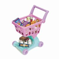 Play Circle: Shopping Cart & Groceries - Roleplay Set
