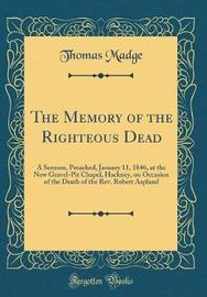 The Memory of the Righteous Dead by Thomas Madge image