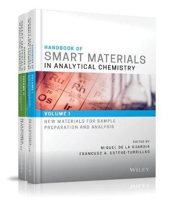 Handbook of Smart Materials in Analytical Chemistry image