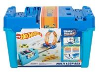 Hot Wheels: Track Builder - Multi Loop Box
