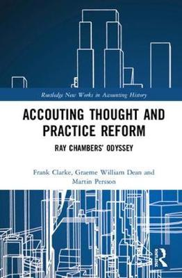 Accouting Thought and Practice Reform by Frank Clarke image