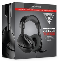 Turtle Beach Atlas Three Amplified Gaming Headset for PC for PC Games