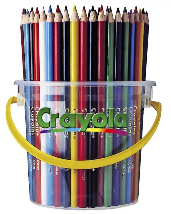 Crayola: Coloured Pencil - Deskpack (48-Piece/12 Colours)