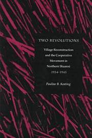 Two Revolutions by Pauline B. Keating