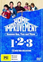 Home Improvement - Seasons 1, 2 And 3 (12 Disc Box Set) on DVD