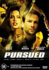 Pursued on DVD
