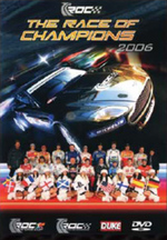 The Race Of Champions 2006 on DVD