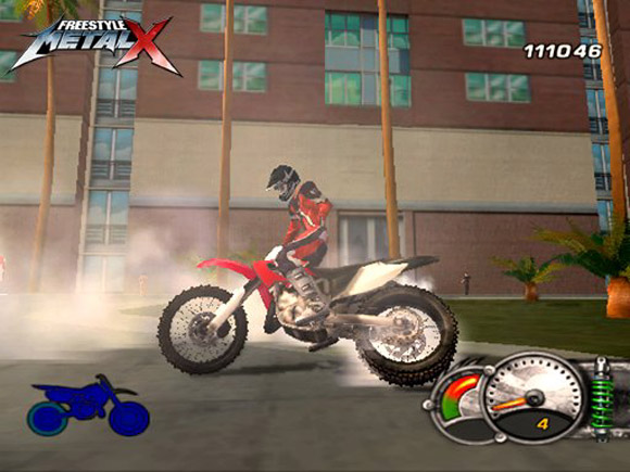 Freestyle MetalX for PS2 image