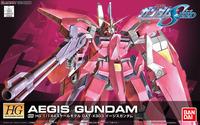 HG 1/144 Aegis Gundam (Remaster) - Model Kit