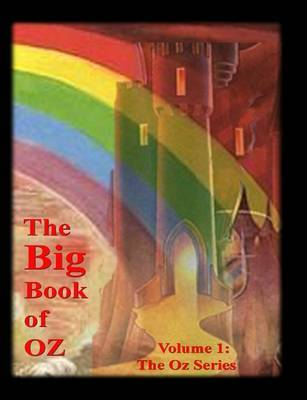 The Big Book of Oz: v. 1 by L F Baum image