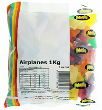 Airplanes 1kg - Rainbow Confectionery image