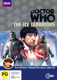 Doctor Who: The Ice Warriors DVD