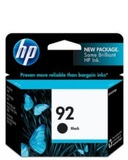 HP 92 Inkjet Cartridge C9362WA (Black)