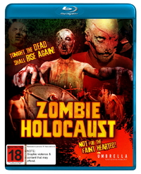 Zombie Holocaust on Blu-ray