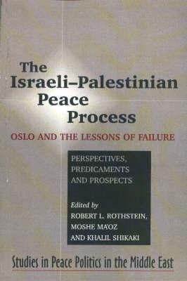 Israeli-Palestinian Peace Process image