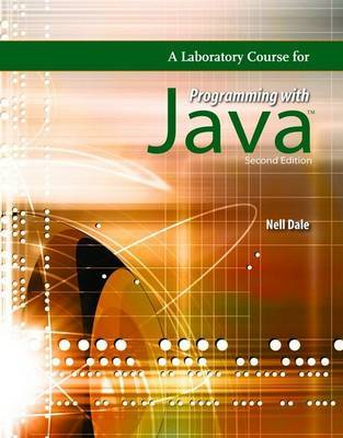 A Laboratory Course for Programming with Java - CD-ROM Version by Nell Dale image