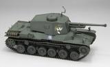 Girls und Panzer: Type 3 Tank Anteater Team Model Kit
