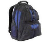 "Targus Sportline Standard Backpack - Blue / Black Fits Up To 15.4"" Screens"