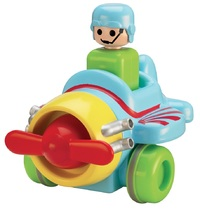 Tomy Play to Learn - Push 'n' Go Plane