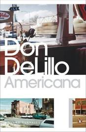 Americana by Don DeLillo image