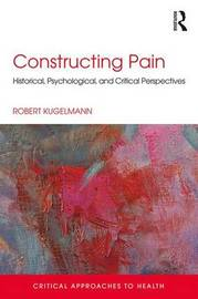 Constructing Pain by Robert Kugelmann