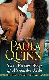 The Wicked Ways of Alexander Kidd by Paula Quinn