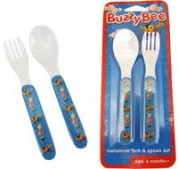 Antics: Buzzy Bee - Cutlery Set