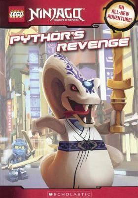 Python's Revenge by Meredith Rusu