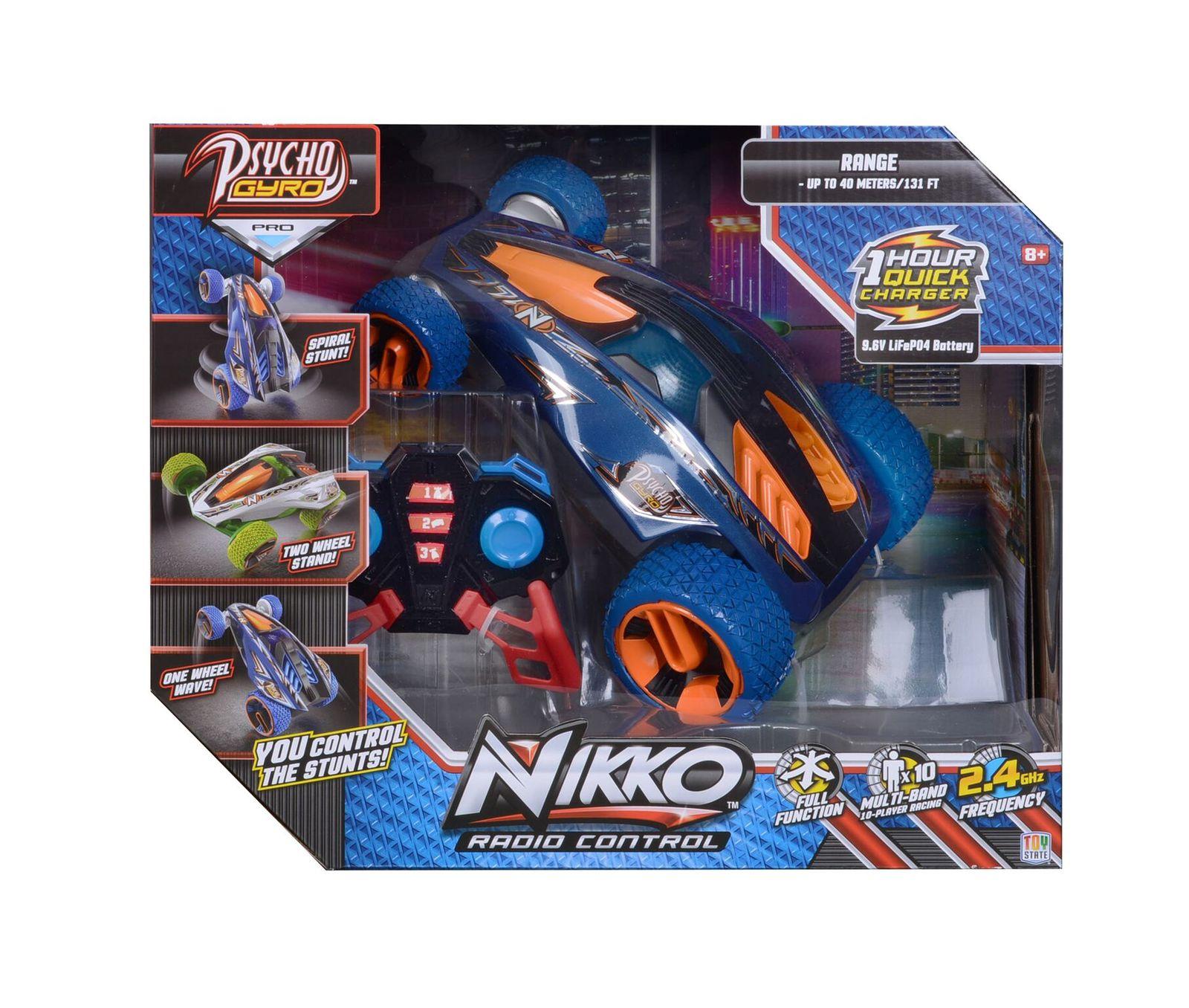 Nikko R/C - Psycho Gyro image